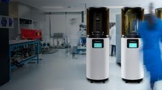 Carbon Dives into Ultra-Fast CLIP 3D Printing #3DPrinting