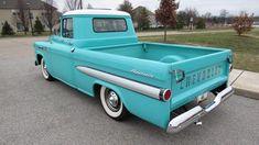 1958 Chevrolet Apache 3100 Pickup - 3