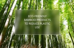 We were founded eco friendly bamboo's shop to encourage you to promote a natural organic living lifestyle. We pride ourselves on the offer of quality, eco-friendly bamboo products for consumers