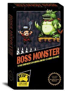 Boss Monster card game