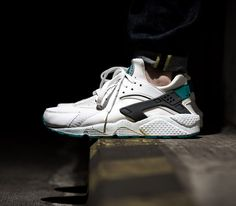 Nike Air Huarache-Turbo Green
