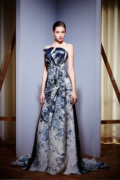 Zuhair Murad Fall 2015 Ready-to-Wear - Collection - Gallery - Style.com