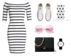 """""""Untitled #1"""" by cherkezova-sonya ❤ liked on Polyvore featuring Superdry, Converse, ZeroUV and Michael Kors"""