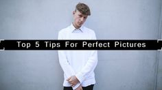 How To | Taking The Best Instagram Pictures | Top 5 Tips | Zac Macfarlane Cool Instagram Pictures, Instagram Images, Perfect Photo, Take That, Good Things, Videos, Tips, Photography, Photograph