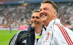 Me retire? Not so fast, says Louis van Gaal