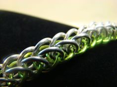 How To Half Persian Chainmaille Tutorial - the best tutorial yet!!!!