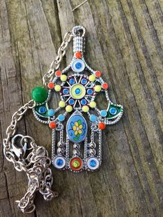Hanging Charm Evil Eye Protection St Christopher Car Charm Rearview Mirror