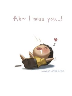 I miss my boyfriend. Loved & pinned by http://www.shivohamyoga.nl/ #love #quotes #quote #lovely #cute #loveis #cartoon #warm #hope #live #life #hope #hjstory #adorable