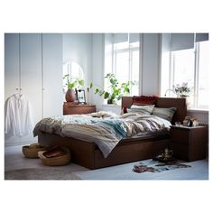 MALM high bed - IKEA.