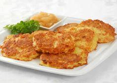 galettes pommes de terre thermomix, une délicieuse entrée pour votre plat principal en famille.Une recette simple, délicieuse, facile avec votre thermomix.
