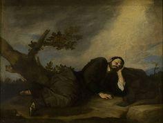 El Sueño de Jacobo - Ribera - Museo del Prado