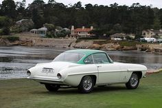 Aston Martin DB2/4 Mk II Supersonic by Ghia (1956)