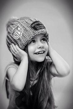 Cute girl!