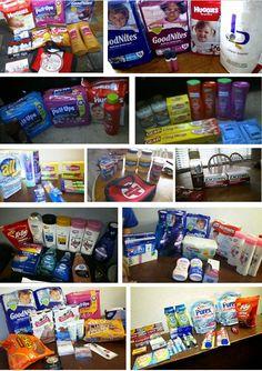 $10 Per Week Stockpiling Challenge - a reader shares her success!