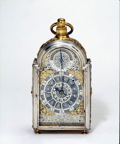Bracket clock, J. Paulet, maker, London, ca. 1710