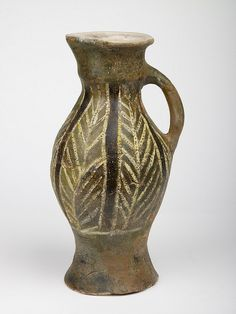 Deritend pottery 1961A17 by Birmingham Museum and Art Gallery
