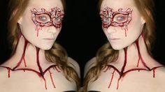 Carved Masquerade Mask | Special FX Series (CC)