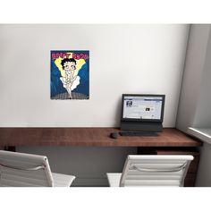 Betty Boop 37x47 cm #artprints #interior #design #art #print #cartoon  Scopri Descrizione e Prezzo http://www.artopweb.com/categorie/cartoni/EC20312