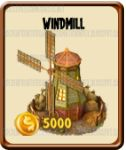 Golden Frontier Windmill