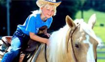 Best Family Vacations in the Northeast: Rocking Horse Ranch: Highland, NY
