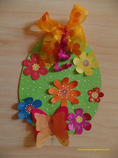 Clasa pregatitoare: Ornamente de Pasti