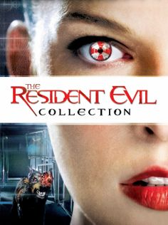 Resident Evil Movie Series (Compilation)