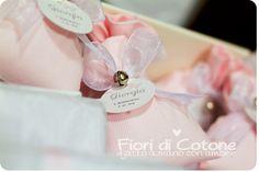 Fiori di Cotone: Lavori in rosa...