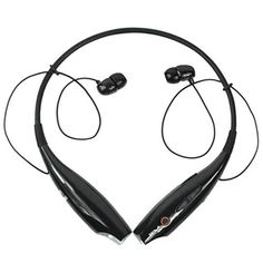 Save 80% on AMAZON with code HSUEYW3R Pinned on 9/26/2018 YENJO HV/HB-800 Wireless Bluetooth Stereo Music Headset Neckband for Cellphones Black Bluetooth Headsets Bluetooth Stereo Headset, Wireless Headphones, Iphone 6, Top Mobile Phones, Best Noise Cancelling Headphones, Free Cell Phone, Sports Headphones, Samsung, The Ordinary