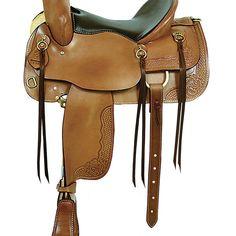 American Saddlery Cumberland Trail Saddle 1 Western Saddles For Sale, Trail Saddle, Saddle Shop, Horse Saddles, American Made, Cowboy Hats, Purses And Bags, Shopping, Fashion