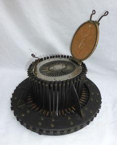 Millinery Head Hat Block Measure Comformateur Machine Curio Allie Maillard