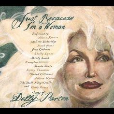 Various - Just Because I'm a Woman: Songs of Dolly Parton, Blue