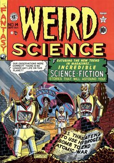 1950 ... stories that astound you!