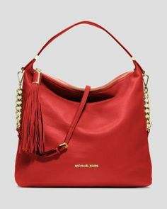 MICHAEL Michael Kors Handbag, Weston Large Shoulder Bag - Michael Kors Handbags - Handbags & Accessories - Macy's - Organize in