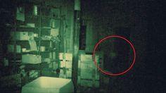 Spirit Caught On Camera In Haunted Eloise Asylum
