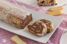 Rotolo di pavesini con nutella e mascarpone è un golosissimo dessert che si prepara in 10 minuti cremoso. Dopo il gran successo del rotolo alla crema di lim