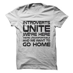 Introverts Unite, We Want To Go Home