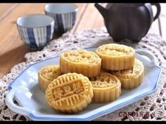 Bean Cakes, Rice Cakes, Chinese Dumplings, Mung Bean, Cake Youtube, Moon Cake, Allrecipes, Waffles, Biscuits