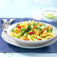 Penne met kip Recept | Weight Watchers België