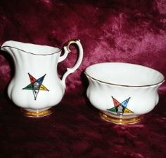 Royal Albert - Val D'or - Eastern Star