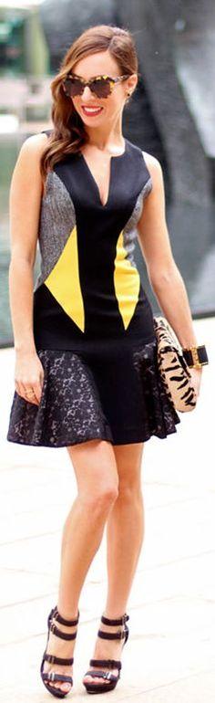 Nyfw: Drop Lace  by Sydne Style