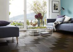 We have been producing parquet floors in Swiss quality with perfect aesthetics since Find inspiration from our parquet floors online. Stencil Concrete, Natural Stone Flooring, Parquet Flooring, Linoleum Flooring, Floor Finishes, Outdoor Furniture Sets, Outdoor Decor, Floor Design, Mini