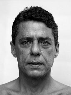 Chico Buarque, cantor, compositor e escritor, Rio de Janeiro, 1995