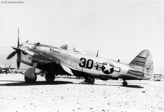 57 fighter group, p47, italy 1944
