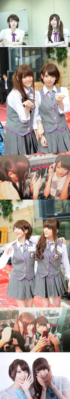 my 700th post i made special for my most beloved OTP all the time 乃木坂46 (nogizaka46) Matsumura Sayuri (松村 沙友理) and Hashimoto Nanami (橋本 奈々未) ~ i miss this time ~ OIDE era is the best time for sayurinanamin otp moment ~ now with asuka around ~ i wonder if i can see more sweet moment of them both together ~ maybe it just me who crazeely love this two relationship ^^; ~ i always happy see this two girls together ~ they both make my day perfect /(^o^)\ ~~ ♥ ♥ ♥ ♥ ♥ ♥
