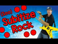 Subitize Rock (soo-bi-tize) | Math Song for Kids | Jack Hartmann - YouTube