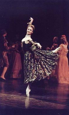 """Svetlana Zakharova in """"Manon"""".  Natasha Razina"""