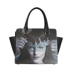 Fifty Shades Darker Movie Poster Classic Shoulder Handbag (Model 1653)