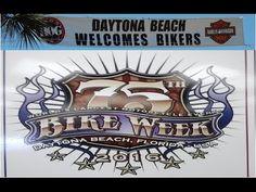 Брутальные девушки на мотоциклах в Америке.  Daytona Bike Week 2016. Gir...
