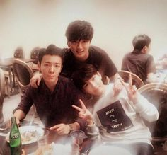 Donghae, Yesung, Ryeowook