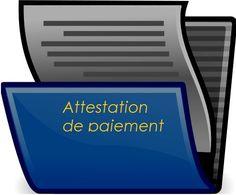 Attestation de Paiement Pôle Emploi : Télécharger / Imprimer
